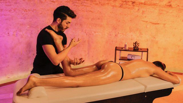 Hot Stone Massage con Fernando Melileo