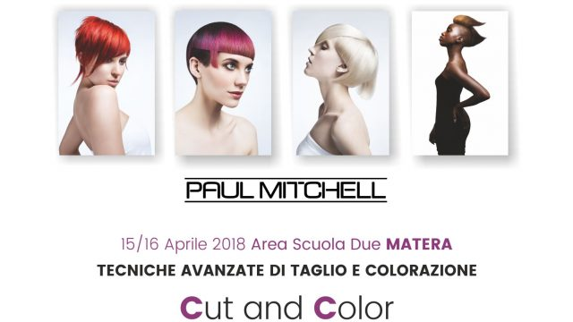 CUT AND COLOR di PAUL MITCHELL
